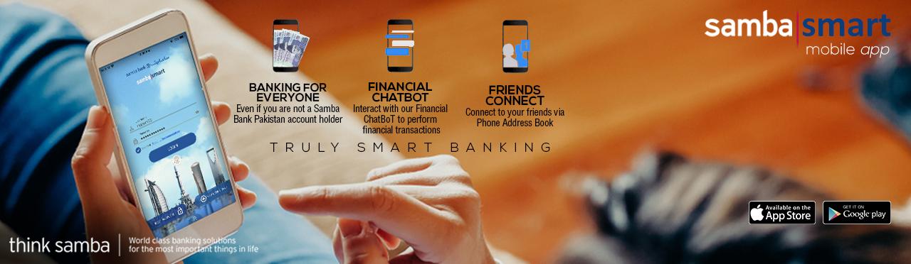 Banking Home | Samba